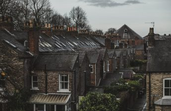 town houses in the UK